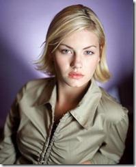 Elisha Cuthbert as Kimberly Bauer on 24.  ª©2002 FOX BROADCASTING COMPANY.  CR:  Aaron Rapaport/FOX.